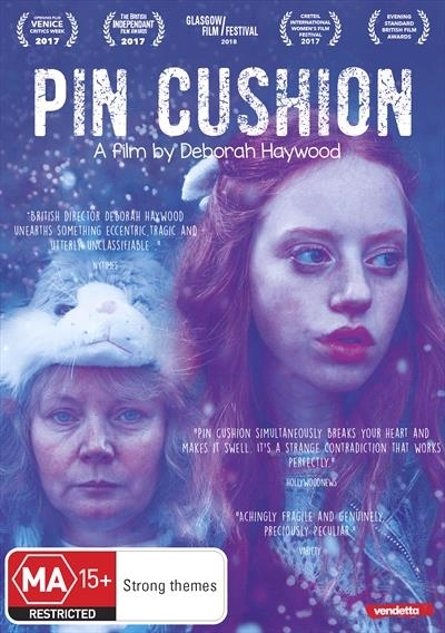 Pin Cushion on DVD image