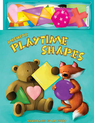 Playtime Shapes by Erin Ranson