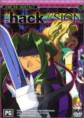 .Hack SIGN - Vol. 3 on DVD