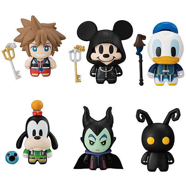 ColleChara: Kingdom Hearts (Blind Box)