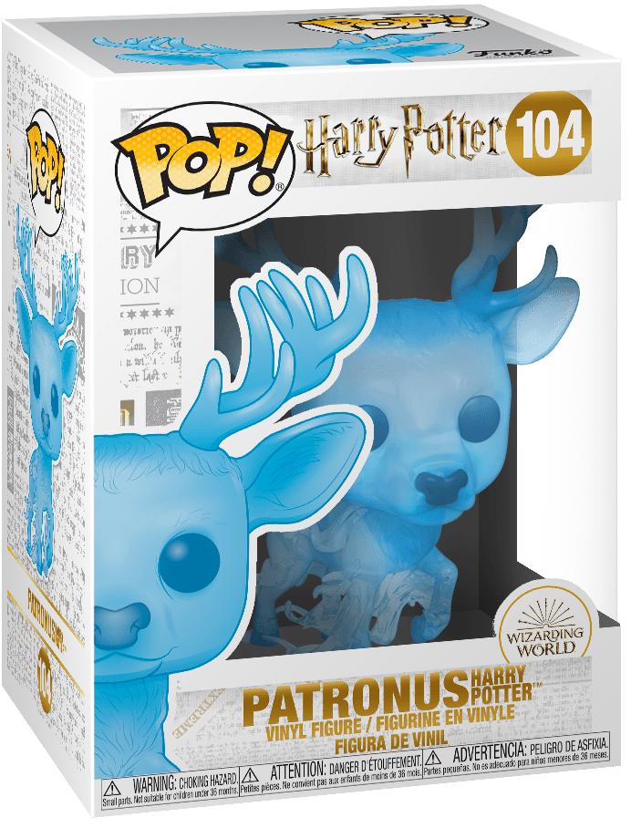 Harry Potter: Harry's Patronus (Stag) - Pop! Vinyl Figure image