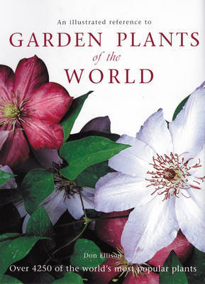 Garden Plants of the World by Don Ellison image