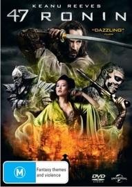 47 Ronin on DVD