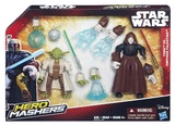 Star Wars: Hero Mashers - Yoda Vs Emperor Battle Pack