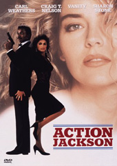Action Jackson on DVD