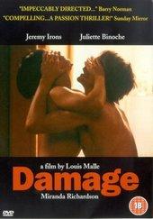 Damage on DVD