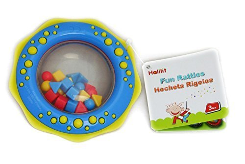 Halilit: Fun Rattle - Assorted image