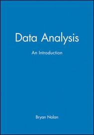 Data Analysis by Bryan Nolan image