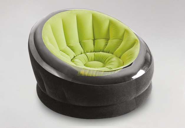 Intex: Empire Chair - Green