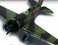 Academy 1:48 Polikarpov I-6 Type 24