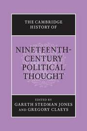The Cambridge History of Political Thought