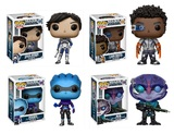 Mass Effect: Andromeda - Pop! Vinyl Bundle
