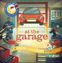 At The Garage by Carron Brown