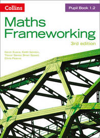 KS3 Maths Pupil Book 1.2 by Kevin Evans