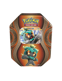 Pokemon TCG Mysterious Powers Tin: Marshadow-GX