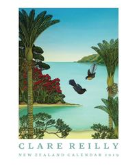 Clare Reilly 2019 Wall Calendar
