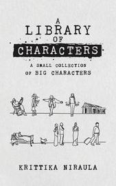 A Library of Characters by Krittika Niraula image