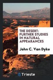 The Desert by John C.Van Dyke image