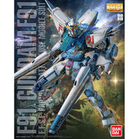 MG 1/100 Gundam F91 Ver.2.0 - Model Kit