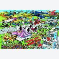 Holdson: 1000 Piece Puzzle - Van Haasteren (Air Show)