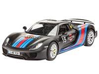 "Revell 1/24 Porche 918 ""Weissach Sport"" - Scale Model Kit"