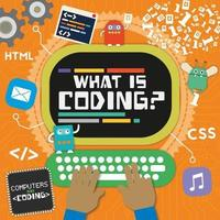 What Is Coding? by Steffi Cavell-Clarke image