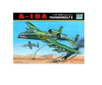 Trumpeter 1/32 US A-10A Thunderbolt II - Scale Model