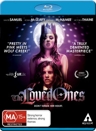The Loved Ones on Blu-ray