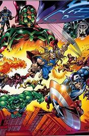 Heroes Reborn Omnibus by Marvel Comics