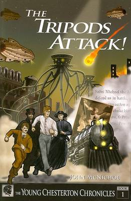 The Tripods Attack! by John McNichol image