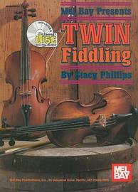Twin Fiddling by Stacy Phillips image