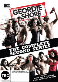 Geordie Shore - The Complete Second Series on DVD