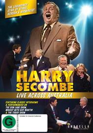 Harry Secombe: Live Across Australia on DVD