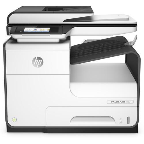 HP: PageWide Pro 477DW - Inkjet Multifunction Printer