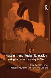 Museums and Design Education by Rebecca Reynolds image