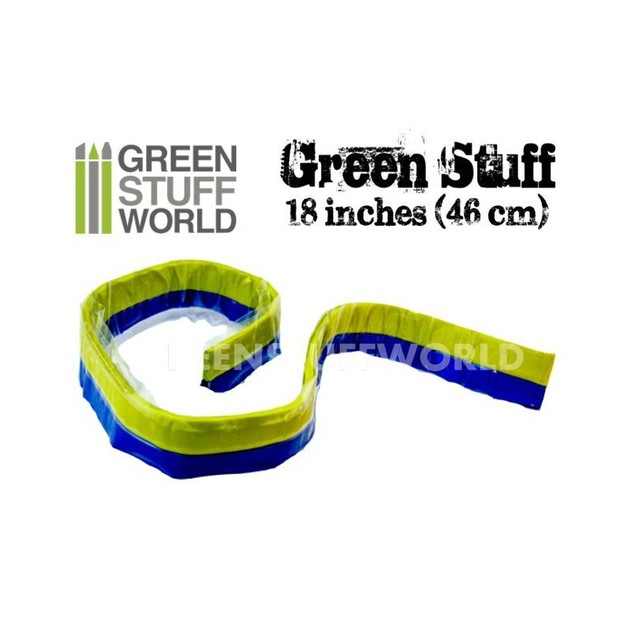 Green Stuff World : Green Stuff Tape (18 Inches)