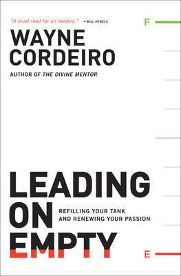 Leading on Empty by Wayne Cordeiro image