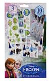 Disney's Frozen: 10 Page Sticker Book