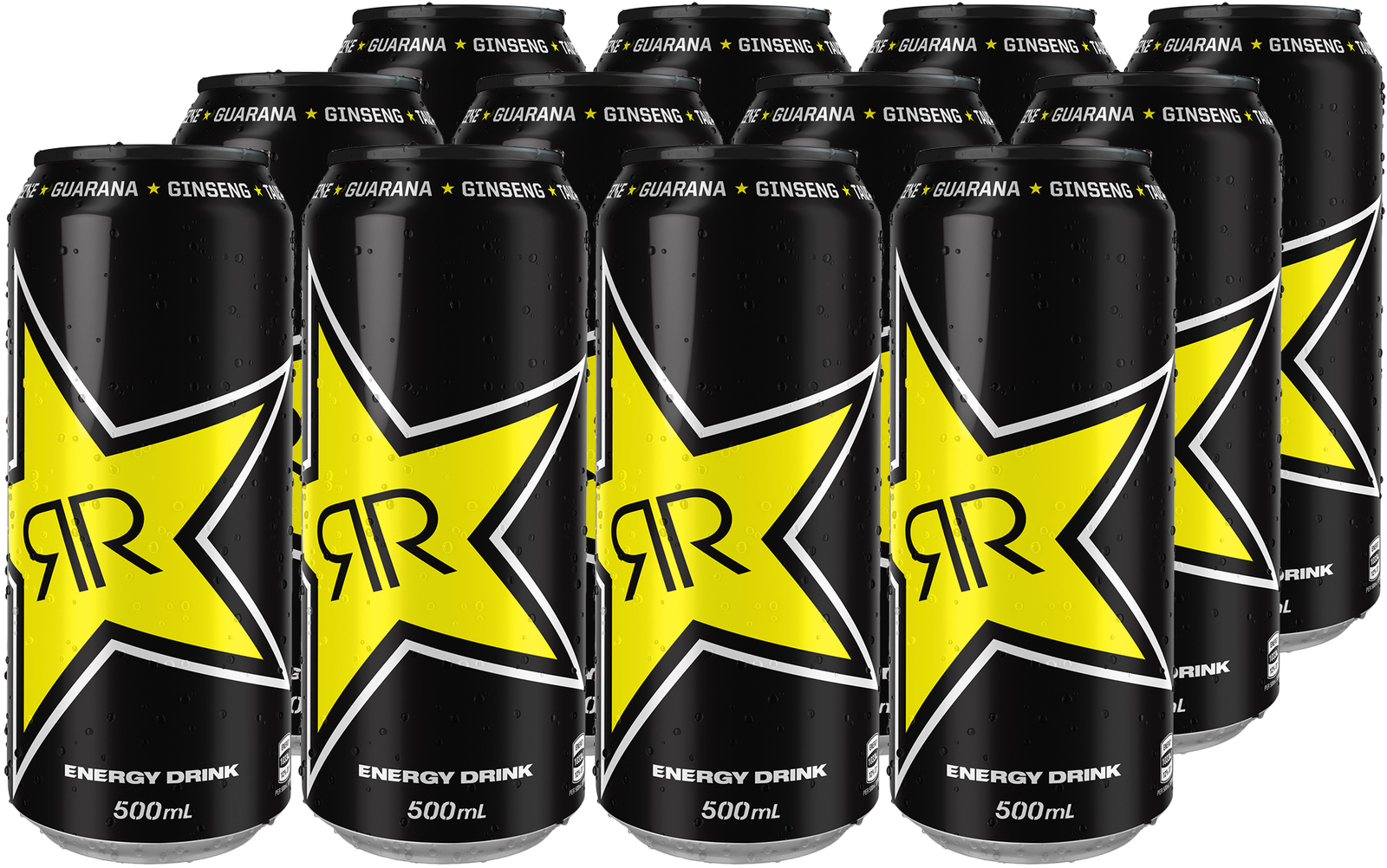 Rockstar Energy Drink (500ml) image