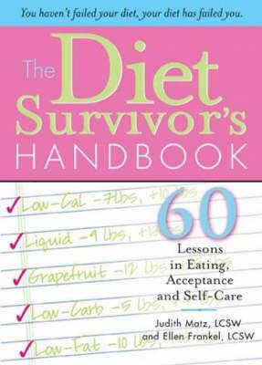 The Diet Survivor's Handbook by Judith Matz image