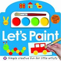 Let's Paint by Roger Priddy