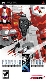 Armored Core: Formula Front for PSP