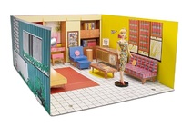 Barbie: 1962 Dream House with Doll