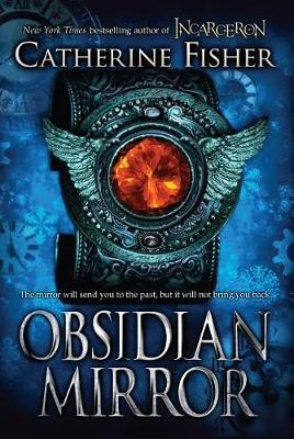 Obsidian Mirror by Catherine Fisher image