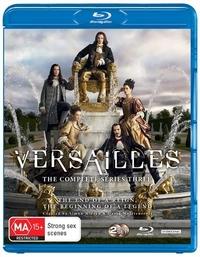 Versailles: Season 3 on Blu-ray