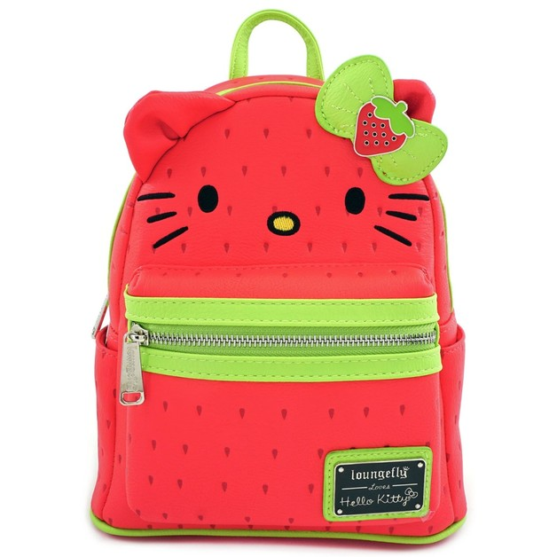 Loungefly: Hello Kitty - Strawberry Mini Backpack