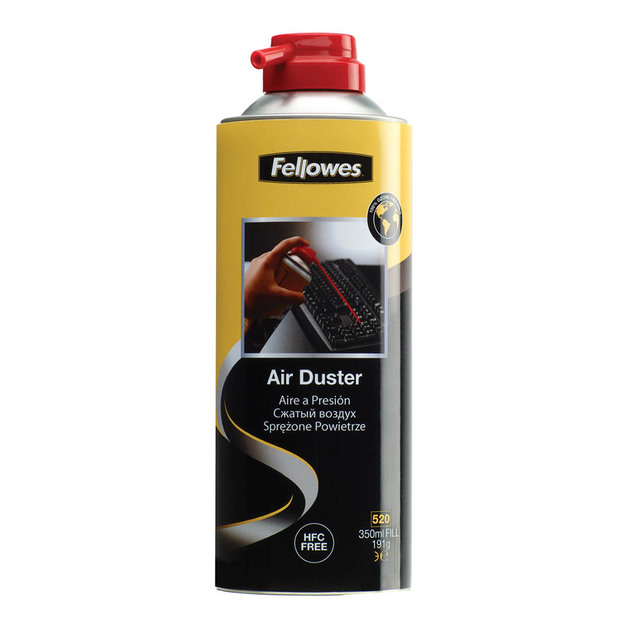 Fellowes: Air Duster - HFC Free/350ml