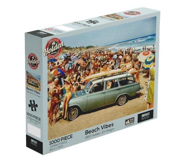 Impact Puzzle Holden Beach Vibes Puzzle 1,000 pieces