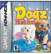 Dogz Fashion for Game Boy Advance