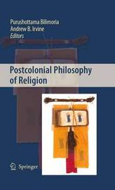 Postcolonial Philosophy of Religion image
